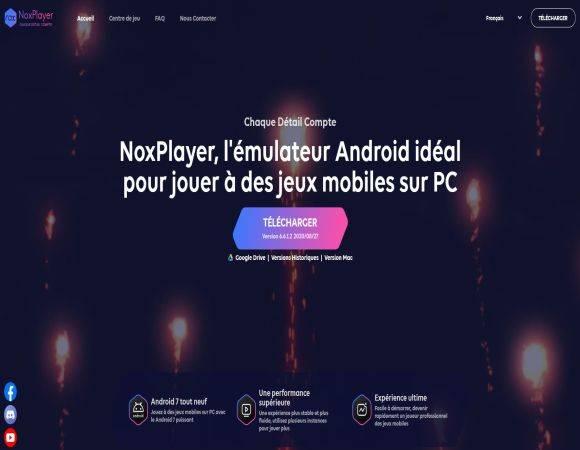 Émulateur Android pour PC: