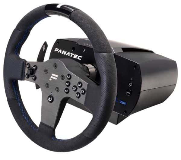 Volant pour PC: Fanatec CSL Elite
