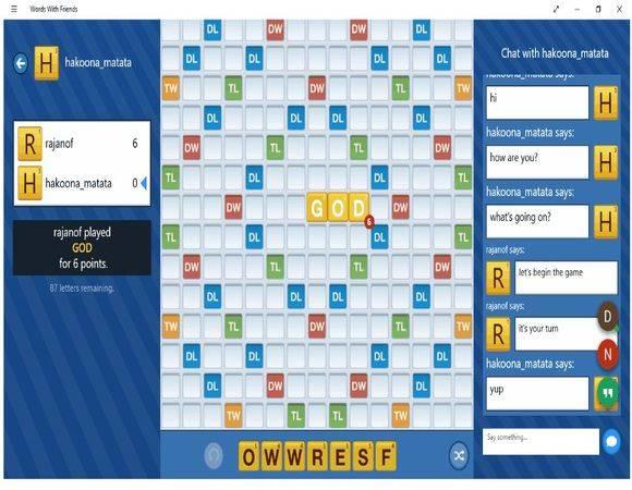 Scrabble gratuit Pour PC